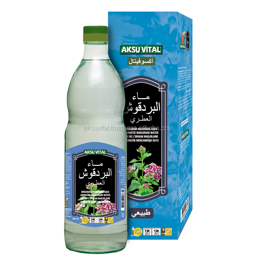 Herbal Food and Beverage Marjoram Water Aromatic Floral Water Health Drinks