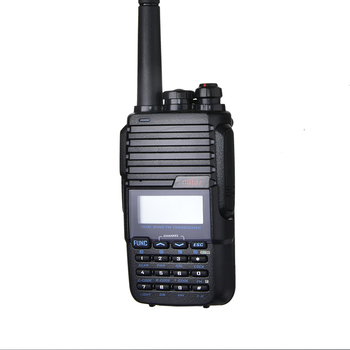MSTAR M-UV3 Walkie Talkie, 128 Channel Hands Free 2 Way Radios up to Long Range  Interphone for Outdoor Camping Hiki