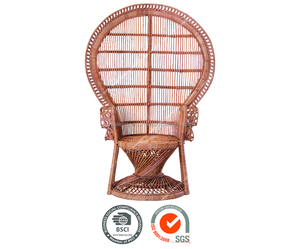 Drini - natural rattan / wicker peacock rattan chair