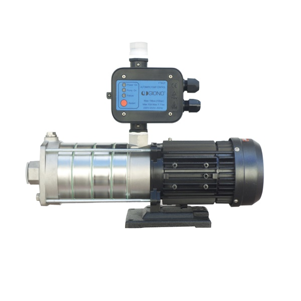 Stainless Steel Silent Water Pressure Booster Pump