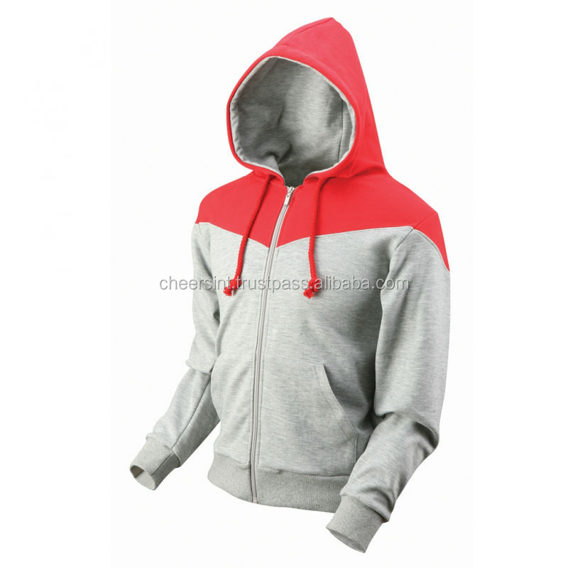 Cotton pullover gym hoodie drawstring hood pouch pocket hoodies and sweatshirt wholesale