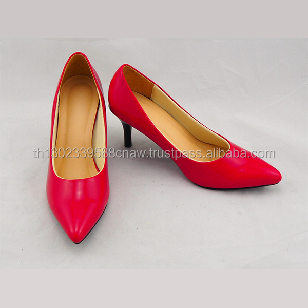 Shoes high quality. modern high heel. made in Thailand