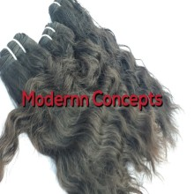 Natural wholesale brazilian hair extensions gray human hair weave, bohemian hair weave bundles, also sale mix length human hair