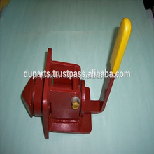 Container twist lock Red,Trailer twist lock used for shipping container