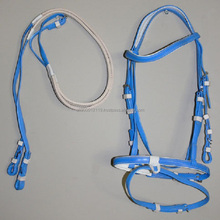 PVC Horse bridle and Rein, Racing horse accessories