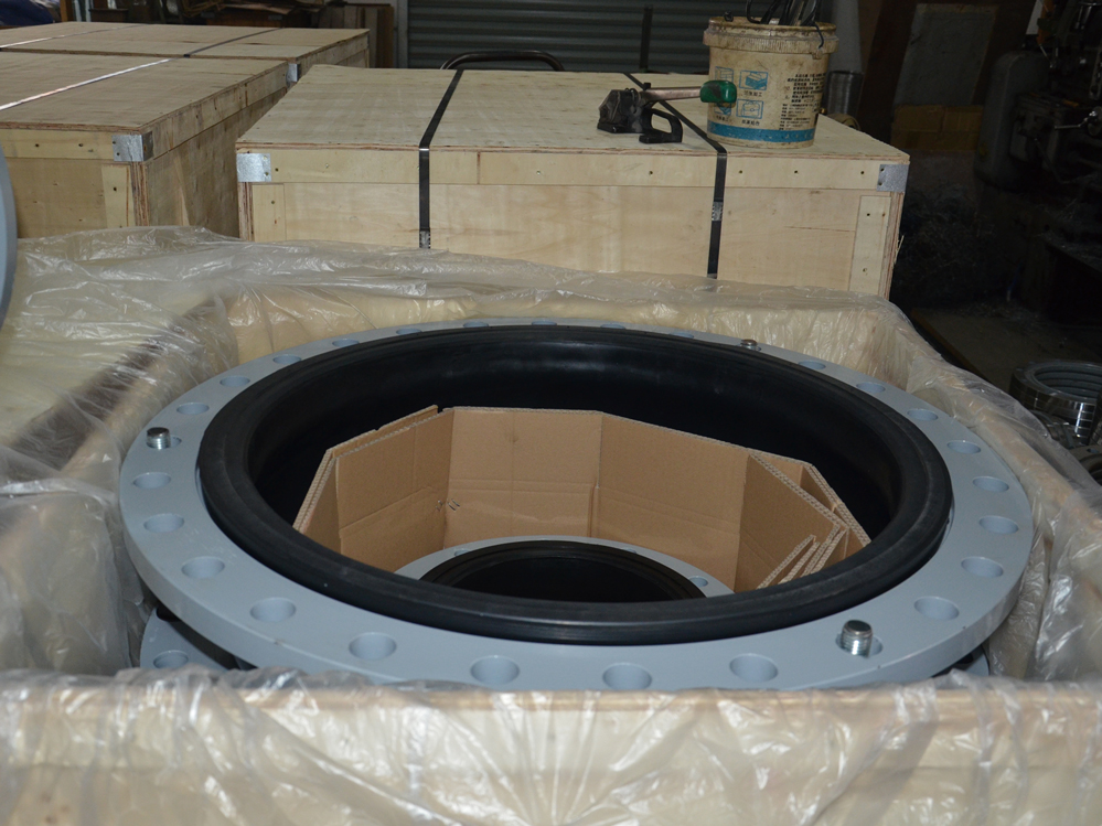 Union Rubber expansion joint