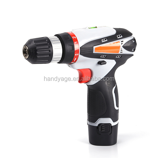 [Handy-Age]-12V Compact Cordless Drill (ET0100-005)