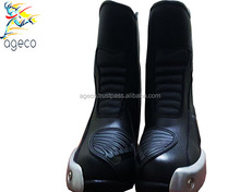 Motorcycle boots protective motorbike boots men Waterproof men racing boots
