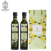 extra virgin olive fruit oil 750ml in gift packing(six bottles per carton)