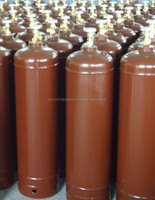 40L asbestos free acetylene gas cylinder DOT ISO Dissolved Acetylene cylinder