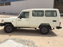TOYOTA LAND CRUISER RIGHT HAND DRIVE 78GRJ PETROL