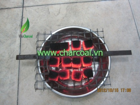 Perfect choice coconut charcoal for hookah