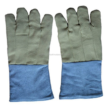 Logo Printed Outdoor Use China Quality Custom Design Leather Tig Welding Gloves