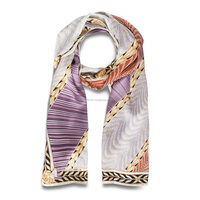 silk scarf habotai women for india cheap