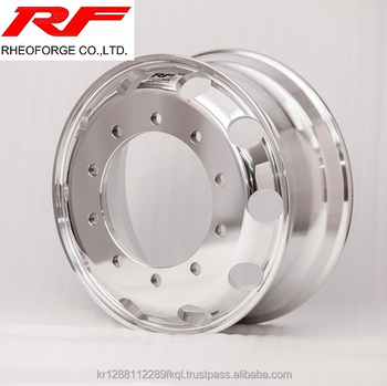22.5x8.25 aluminum alloy truck and bus wheel 22.5*8.25 polish machine