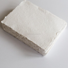Deckle Edged Handmade Papers for Drawing, Crafts, Journals etc.