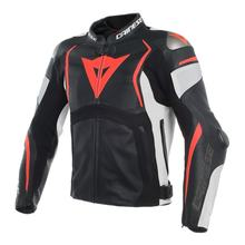 Real Leather Motorcycle Racing Jacket/Motorbike Jacket For Men
