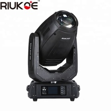 High quality stage lighting pointe 280W 10R beam spot wash hybrid 3 in 1 moving head lighting
