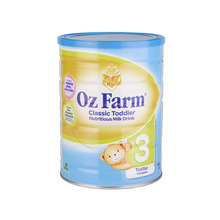 OZ Farm Infant Formula Direct from Australia wholesale organic milk powder baby