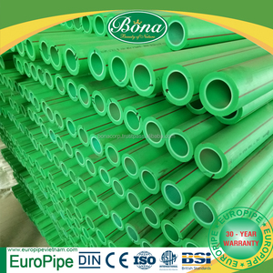 For HOT and COLD water ppr pipe 50mm thickness 4.6mm China, India, USA market