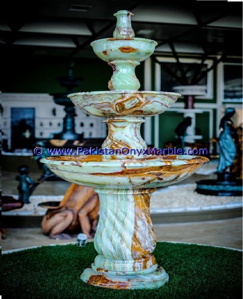 Decorative Best Quality Marble / Onyx indoor fountain