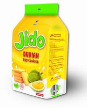 JIDO durian egg cookies 160g -A1