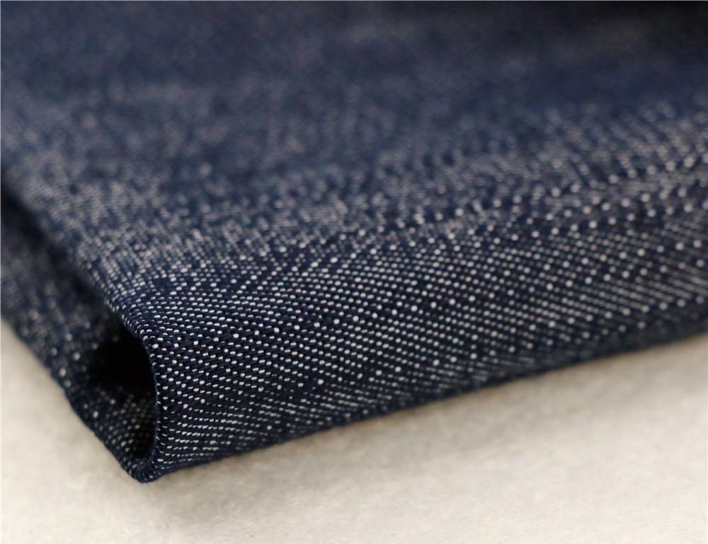 16X200D+40D/98X44 205Gsm 147Cm Navy High Quality Cotton Elastic Khaki Twill printing pant fabric For Casual Garm