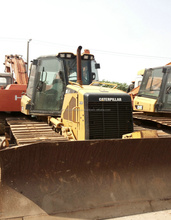 CATERPILLAR D5K used crawler 100% JAPAN liugong bulldozer for sell