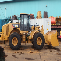 Used Cat 966h Loader /Caterpillar Shovel 966H/wheel loader used japanese construction machinery 966H/Used Road Construction