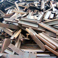 Used metal scrap hms 1&2, used rails Used Rail Scrap R50/R65