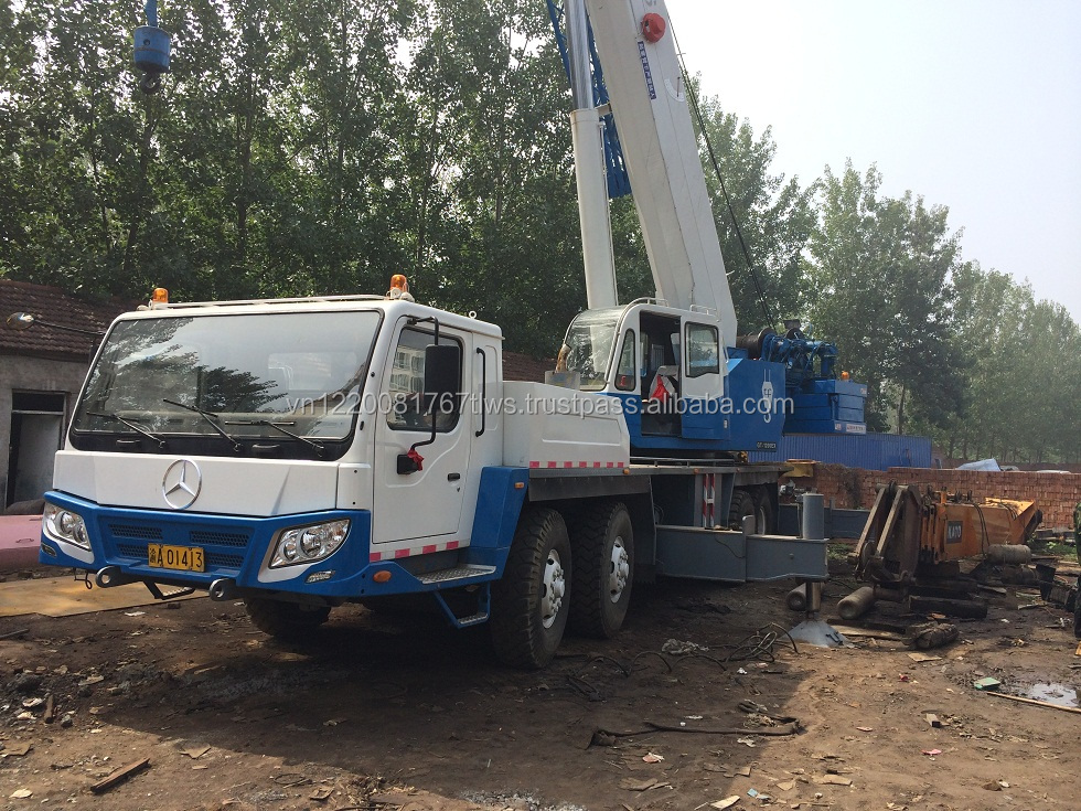 Used Tadano 30ton 50 ton 65ton 120ton 200 ton crane second hand lower price original Japan for sale