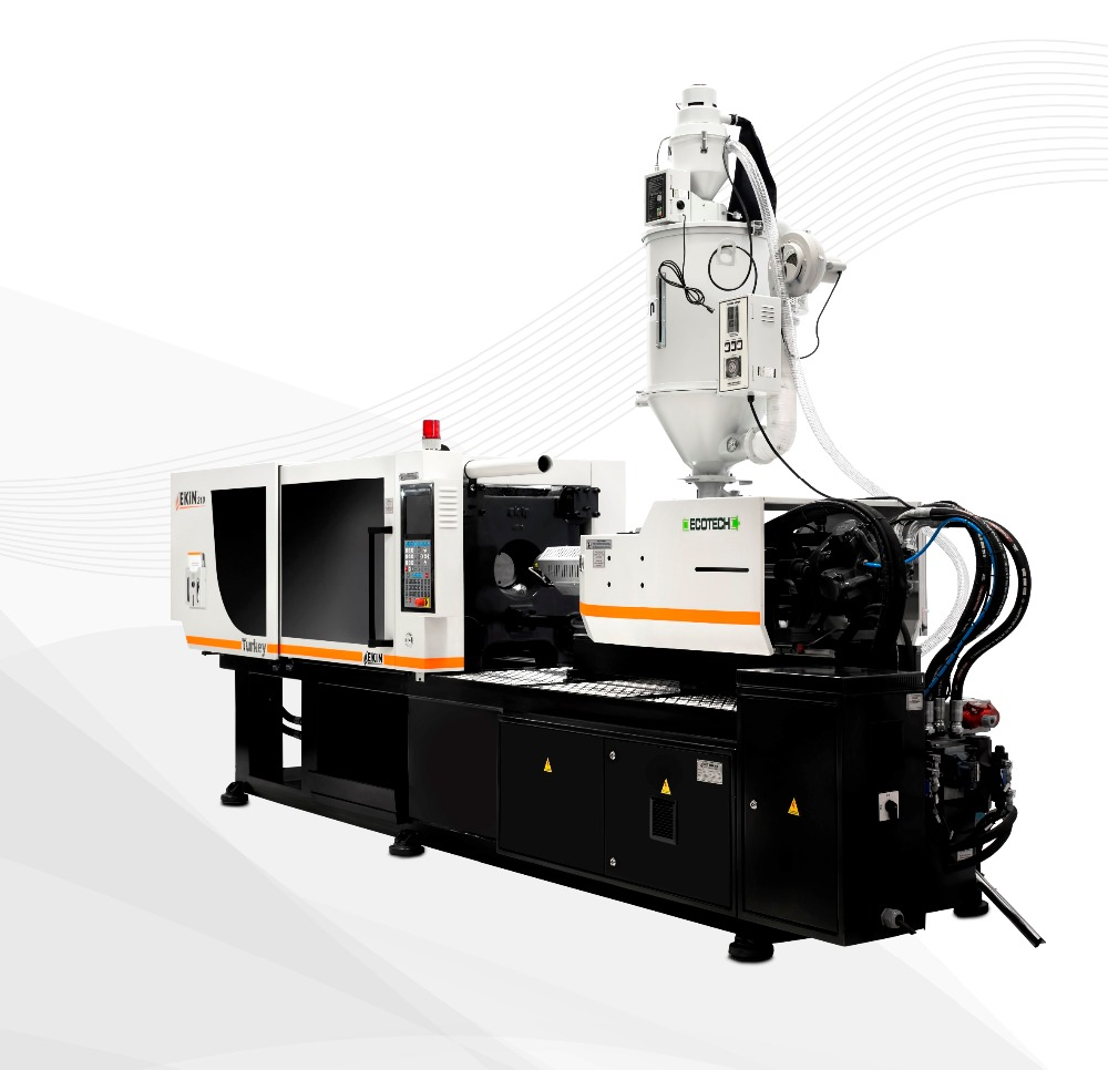 Ekin 270T Plastic Injection Machine