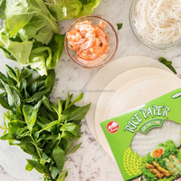 Banh Trang Rice Paper For Food - High Standard Vietnamese Edible Rice Paper Rolls
