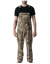 Hunting Non-Insulated Bib Overall Custom Sublimated