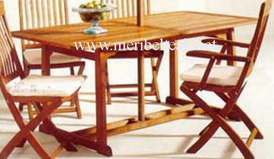Teak Furniture-STAFF TABLE-Indonesia Furniture