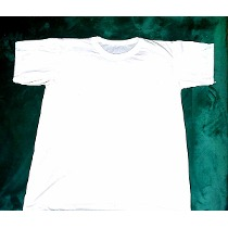 Cotton T-shirt, 120grams, White T-shirt, Red T-shirt. Mexico