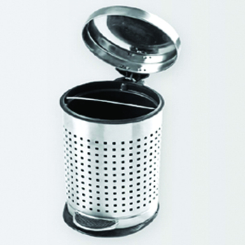 Stainless Steel Foot Pedal Waste Bins/ Dustbins