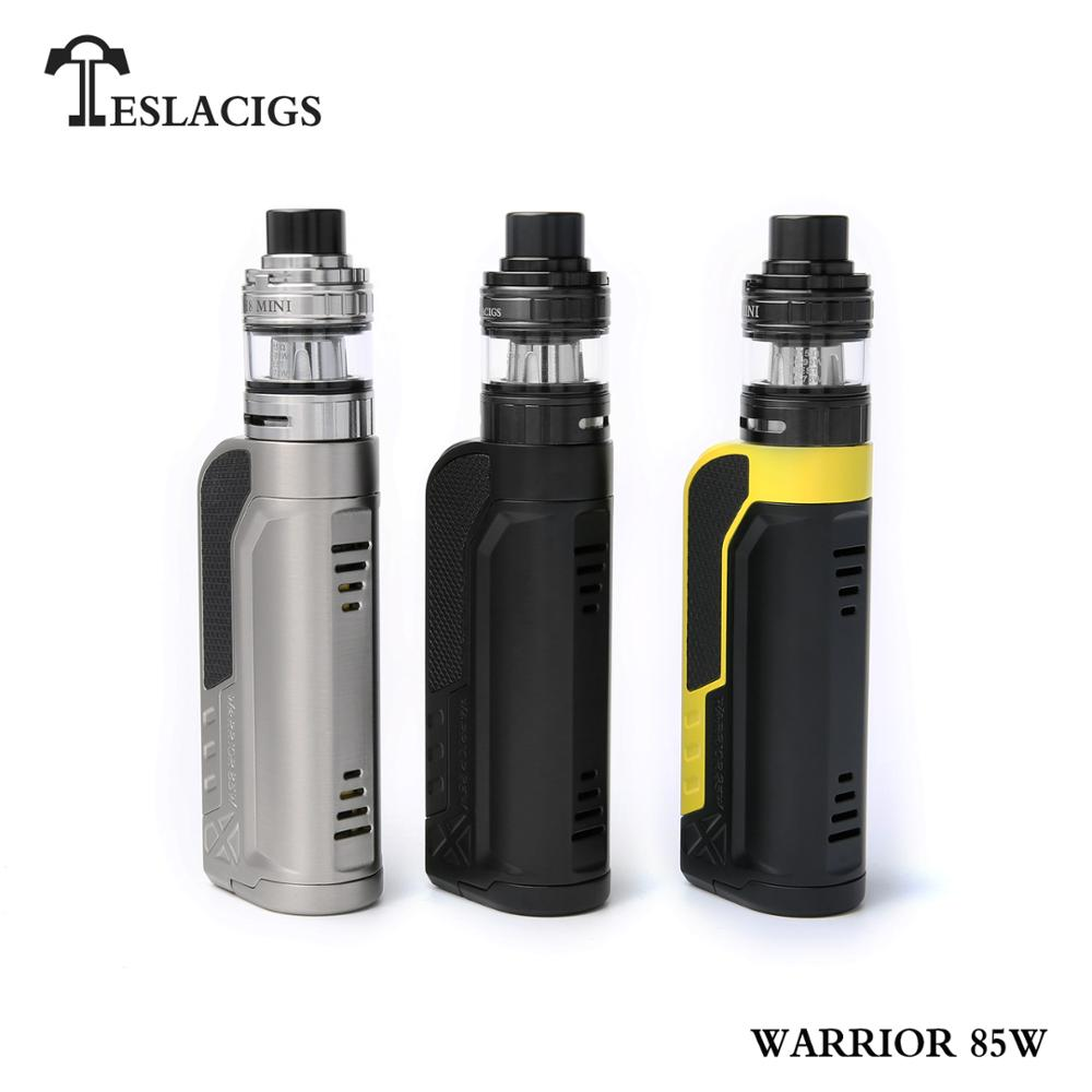 Tesla Newest products Warrior 85w hot coming!