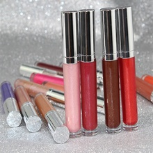 Private label Cosmetic Glitter Shiny Lipgloss Soft Your Own Logo Lip Gloss
