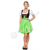 Ladies Traditional Bavarian Dirndl, Trachten Dirndl Dress,
