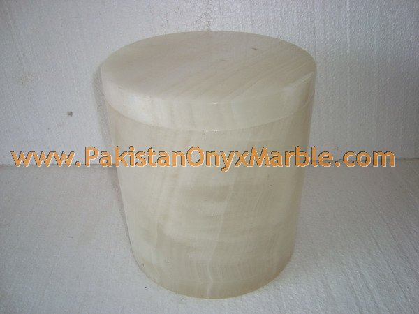 HOT SALE CHEAP PRICE WHITE ONYX URNS