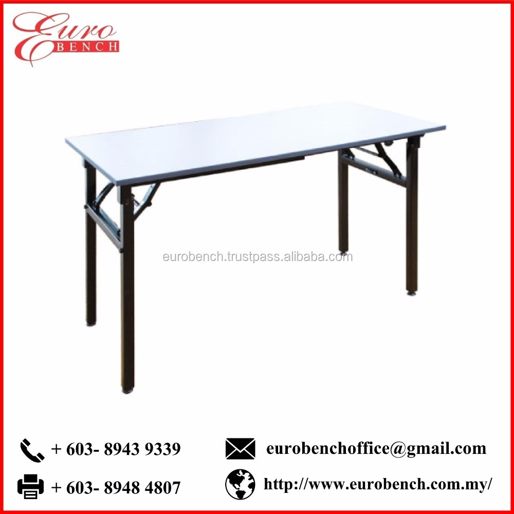 High quality Foldable Rectangular Table /conference/ banquet table