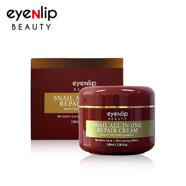 EyeNLip Snail all in one repair cream / korea cosmetic