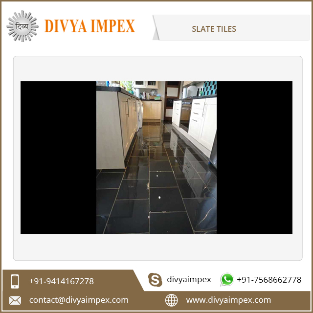High Quality Best Price Slate Floor Tile