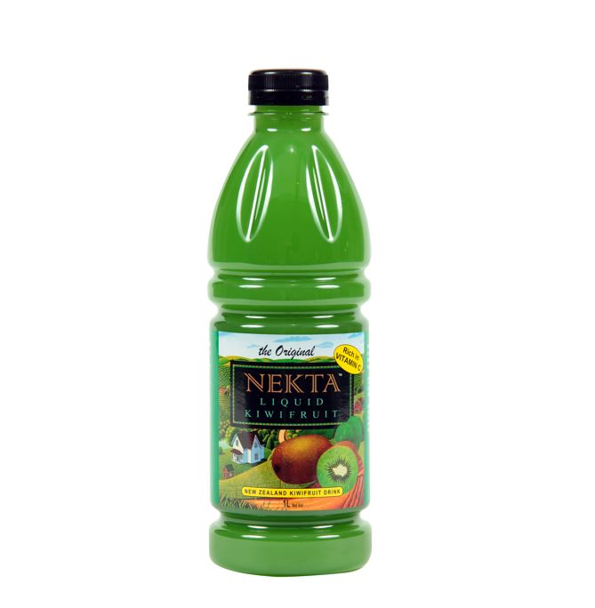 New Zealand Kiwifruit Drink (20% Real Kiwi) 1L