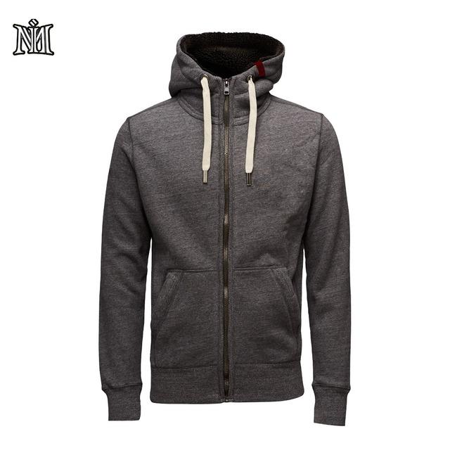 Stylish mans fashion hoodies winter wear warm hoodies fashionable printed