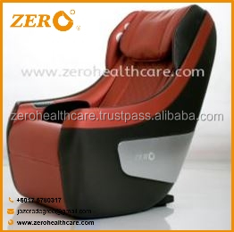 Malaysia Zero Healthcare Compact and Cute U Copper Massage Sofa and Massage Chair in Red