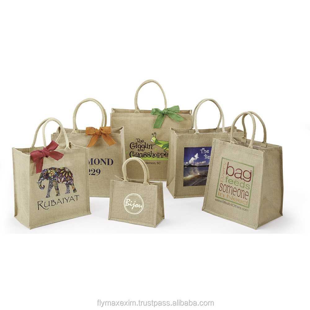 JUTE PROMOTIONAL SHOPPING BAG,ECO FRIENDLY,WHOLESALE,INDIA,KOLKATA