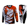 Racing Motorcycle Long Set Custom Made Motocross Jersey By FlexFit
