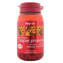 Pro-life Super Propolis | Convenient Immune Support from Bees